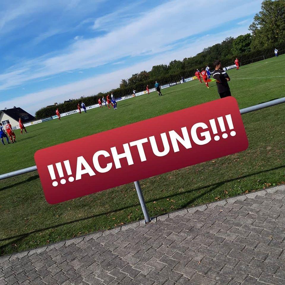 Trainings- und Spielbetrieb ist erneut unterbunden